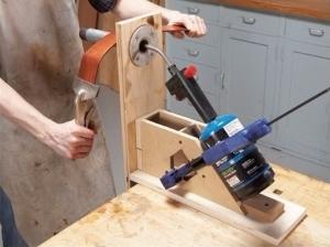 Homemade Hot Pipe Bending Jig Homemadetools Net