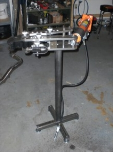 Air/Hydraulic Tubing Bender