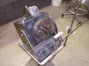 Homemade Reversing Welding Positioner