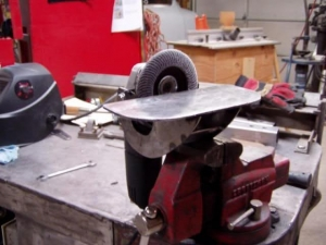 Angle Grinder Stationary Mount