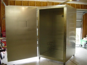 Homemade Powder Coating Oven Homemadetools Net