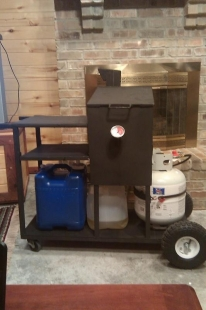 Homemade Fish Fryer Homemadetools Net