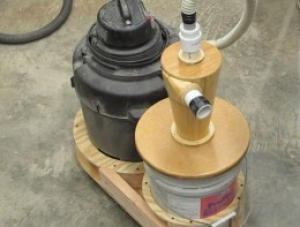 Shop-Vac Cyclone Separator