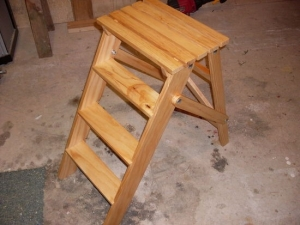 Folding Stepladder