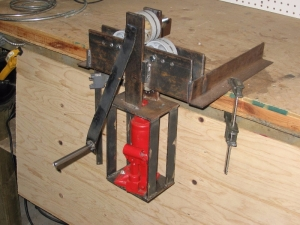 Homemade Ring Bender Homemadetools Net
