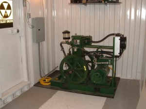 Homemade AC Generator