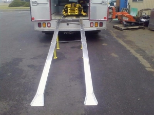 Stretcher Ramps