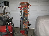 Clamp Rack