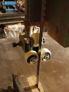 Bandsaw Guide Wheels