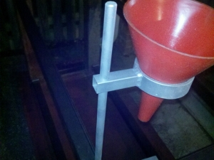 Funnel Holder