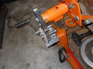 Homemade Engine Stand Adjuster Homemadetools Net