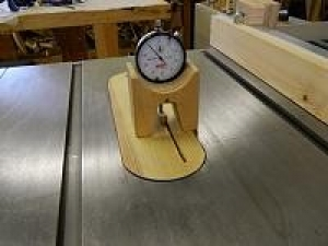 Table Saw and Router Height Gauge