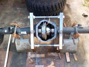 Differential Case Spreader