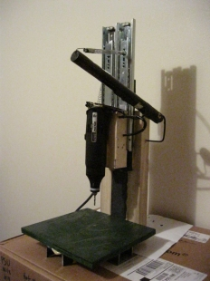 Homemade Drill Press Homemadetools Net