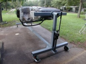 Chassis Rotisserie