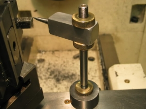 Lathe Tool Center Finder