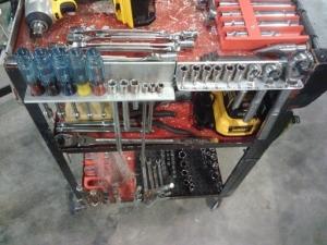 Homemade Tool Cart Homemadetools Net