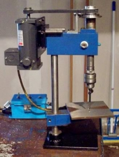 Finishing Drill Press