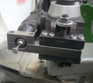Tool Post Attachment for a High-Speed Rotary Tool