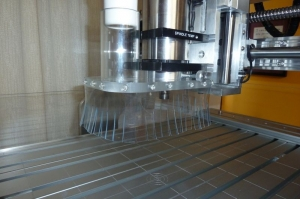 CNC Router Dust Extraction Hood