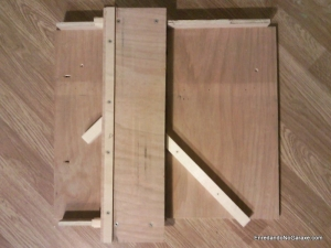 Homemade Circular Saw Miter Cutting Jig Homemadetools Net