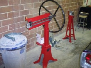 Tool Post Stand