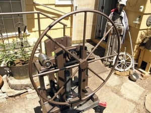 homemade-ring-roller-9 Homemade Machine Tool Plans on homemade lathe plans, homemade hydraulic press plans, homemade press brake plans, homemade concrete mixer plans,