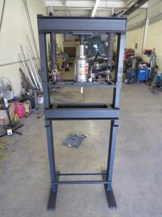 Homemade Shop Press Homemadetools Net