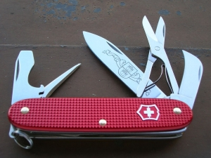 Swiss Army Knife Modification