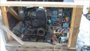 Homemade Large Generator