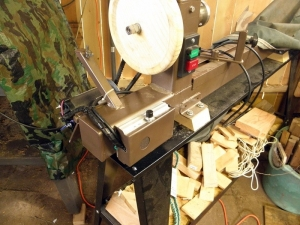 Wood Lathe Variable Speed Motor
