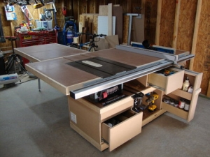 Woodworking Workstation