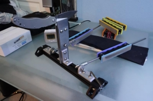 Homemade Knife Sharpening System