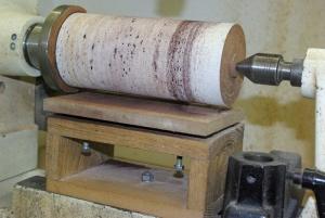 Homemade Lathe Drum Sander