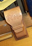Leather Block Plane Holster