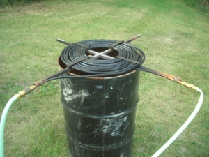 Homemade pool heater How to make your own swimming pool heater