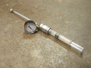 Fork Air Pump