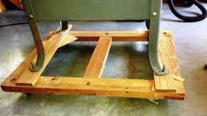 Table Saw Dolly