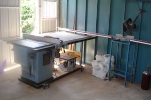 Table Saw Mobile Base