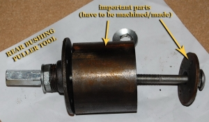 Differential Bushing Tool