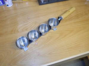 Homemade Ingot Mold - HomemadeTools net