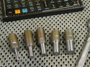 Homemade Arbor Press Ram Set Screws - HomemadeTools net