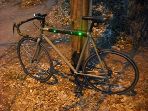 Bicycle Visibility Lighting