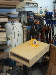 Chair Drilling Jig