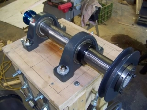 Homemade Wood Lathe Headstock Homemadetools Net