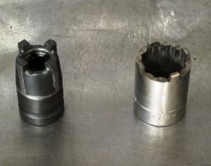 Transmission Output Flange Sockets