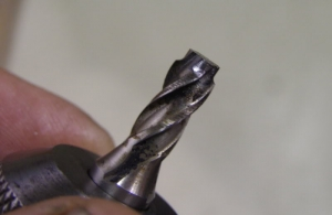 End Mill Chamfer