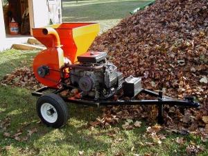 Leaf Shredder