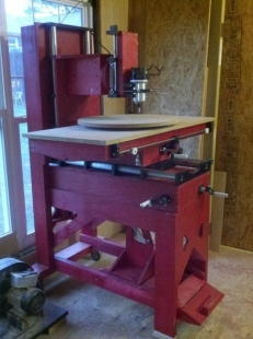 Router-Based Milling Machine