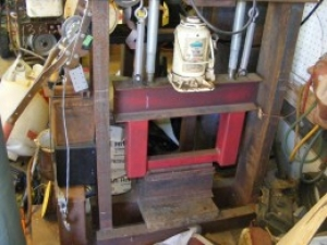 Hydraulic Brake and Press